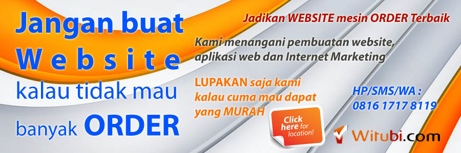 Jasa Design Web